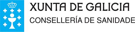 Logo conselleria sanidade xunta